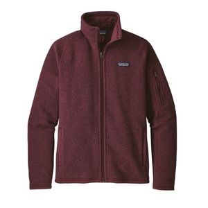 Patagonia Plum Better Sweater Fleece -WOMENS LARGE